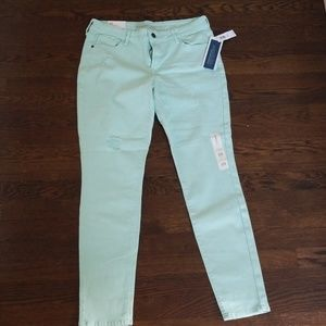 Mint Green Jeggings - NWT